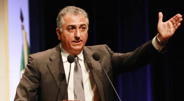 پسر شاه سابق ایران، مردم را به انقلابی دیگر دعوت کرد