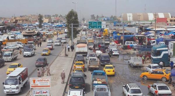آغاز به فعالیت ده ها قرارگاه سپاه قدس ایران در موصل