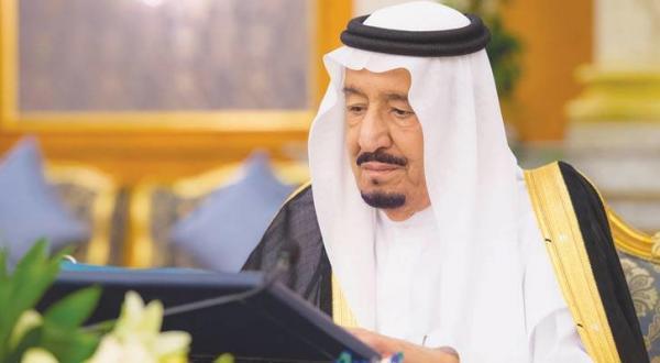 ملک سلمان بن عبدالعزیز خادم حرمین شریفین