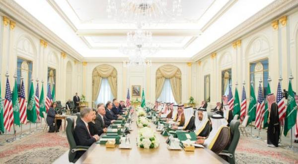 توافق ریاض و واشنگتن بر سر همکاری های استراتژیک در قرن ۲۱