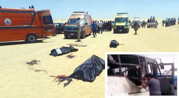 افزایش حملات تروریستی به مصر و قبطی های کشور