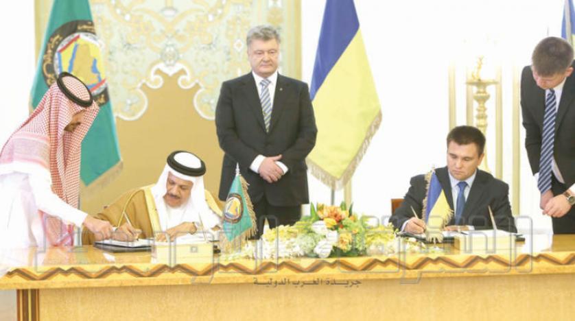 توافقنامه های همکاری سیاسی و امنیتی و اقتصادی بین کشورهای خلیج و اوکراین