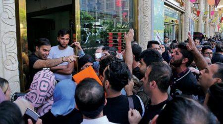 دلار، سقوط ارزش پول ملی و انکار دولت ایران