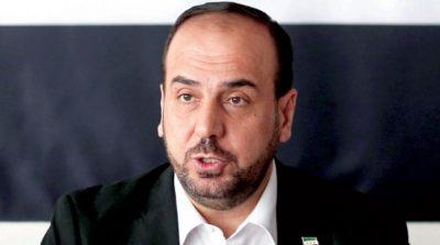 رئیس هیات مذاکره کنندگان معارضان سوری به الشرق الاوسط: برنامه هشت گانه ایران برای ماندن در سوریه