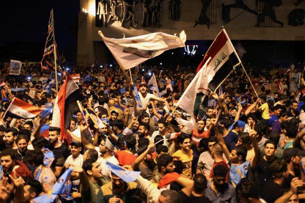 پیشتازی مقتدی در انتخابات عراق