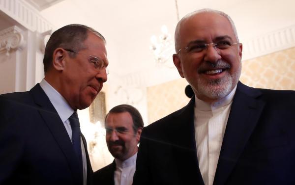 ظریف: روسیه خواهان حفظ برجام است