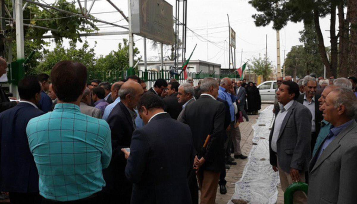 تجمعات اعتراضی معلمان به وضعیت حقوق و دستمزد