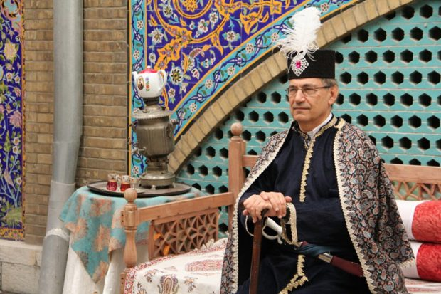 پاموک در تهران؛ دردسرهای یک سفر فرهنگی