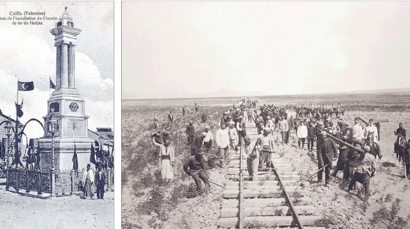 راه آهن حجاز … نمایشگاه عکس ایستگاه های قطار به یاد ماندنی