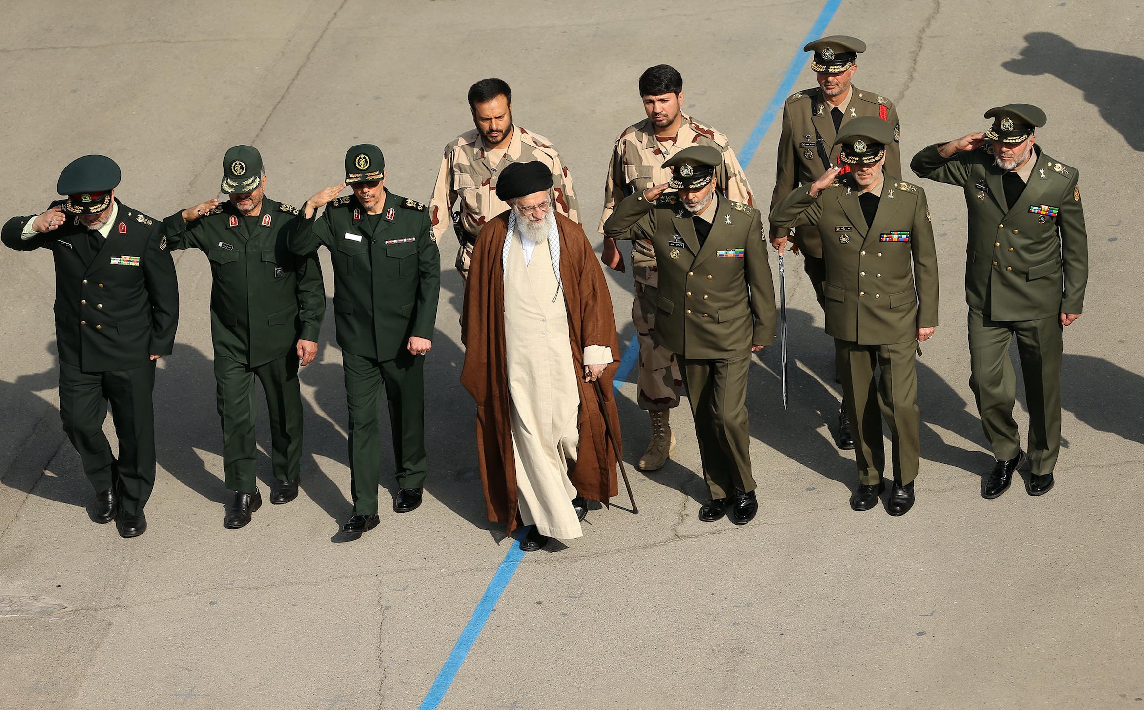 حالا نوبت ایران است