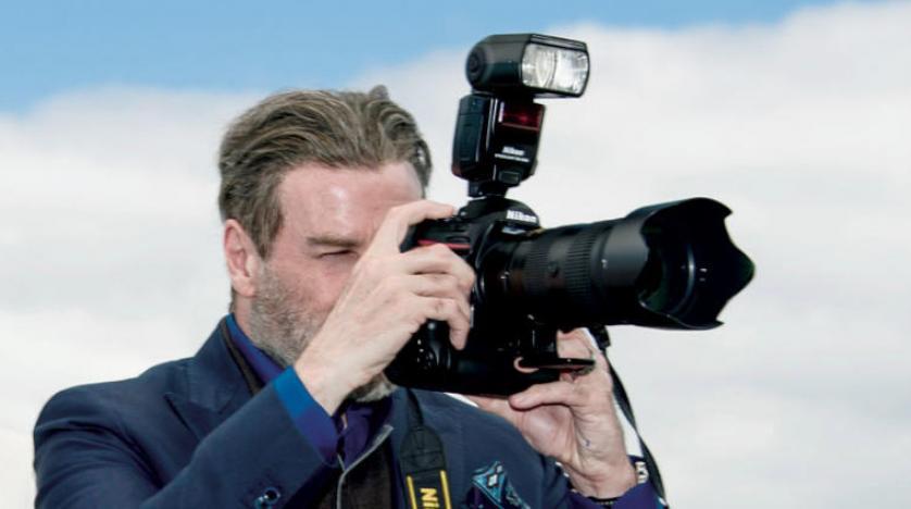 جان تراولتا به «الشرق الاوسط »: دنبال فیلم های جذاب و دیدنی می گردم