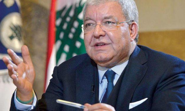 وزیر کشور لبنان به «الشرق الأوسط»: حزب الله مجری سیاست های ایران