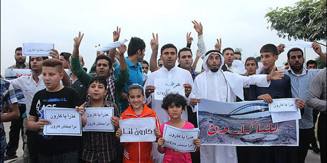 ایران به مرحلهی ورشکستگی آبی رسیده است