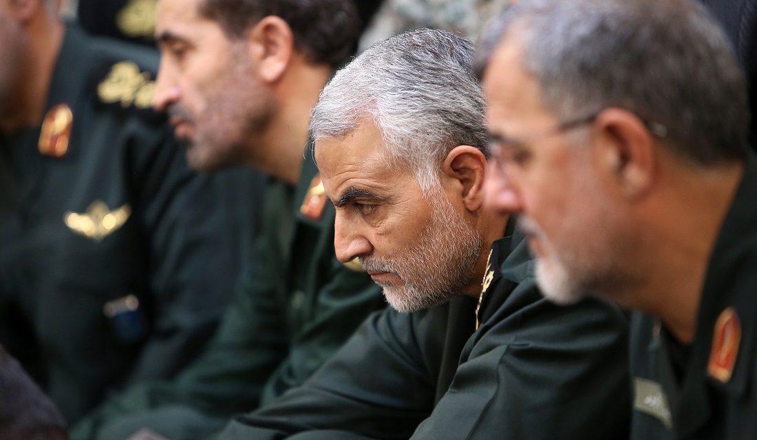 وقت آن رسیده تا حکومت ایران به درون مرزهایش برگردد