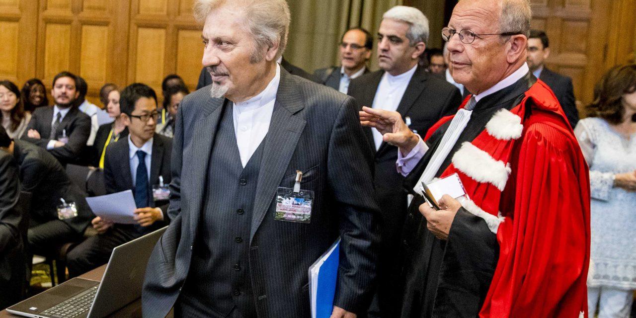 رسیدگی دادگاه بینالمللی لاهه به شکایت ایران از تحریمهای آمریکا