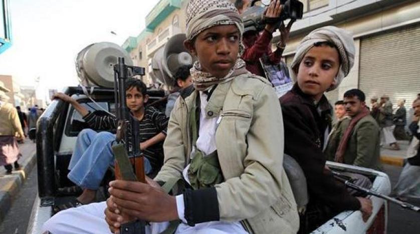 فقر و شعارهای «بهشت» پیامهای حوثیها برای سربازگیری کودکان یمنی