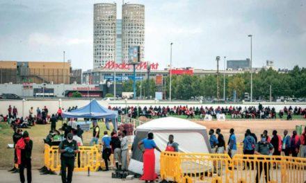 پیشنهاد کمک اسپانیا به مغرب در برخورد با مهاجرت غیر قانونی