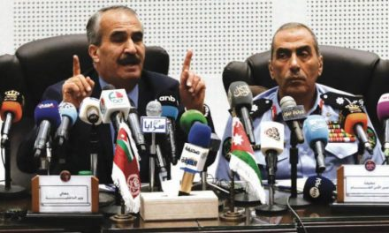 ناکامی حملات تروریستی در اردن