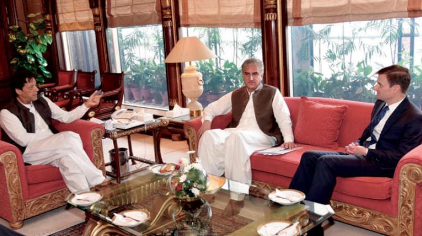 آیا عمران خان در بازی بزرگ منطقهای نقشی مییابد؟