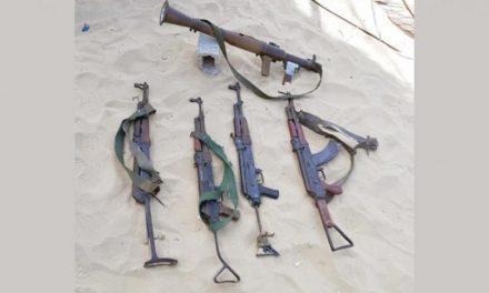 داعش مسئولیت حمله به سینای مصر را برعهده گرفت