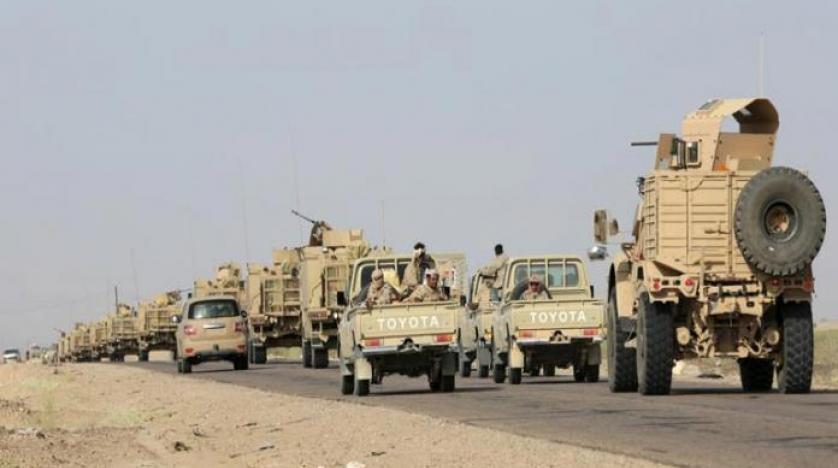 ۱۱ نیروی وابسته به حوثی ها در ذمار کشته شدند