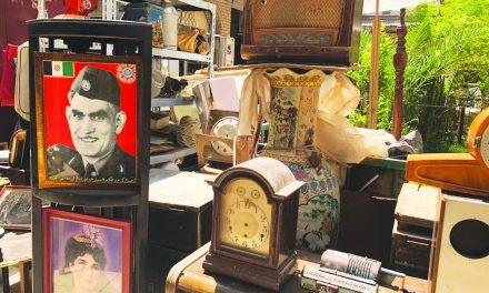 بازار الهرج بغداد؛ فروش کالاهای یک دلاری تا یک میلیون دلاری