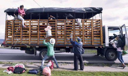 فشار بر کشورهای همسایه در پی مهاجرت شهروندان ونزوئلا