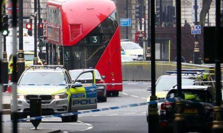 پلیس بریتانیا:  حمله خودرو به پارلمان تروریستی است