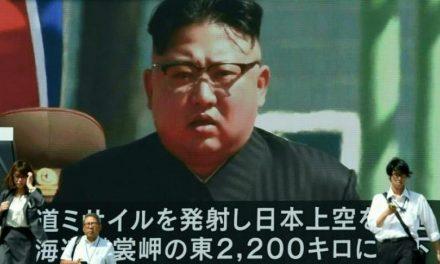 ژاپن: کره شمالی همچنان یک تهدید بالقوه است