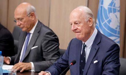 نشست ژنو درباره تدوین قانون اساسی سوریه برگزار می شود