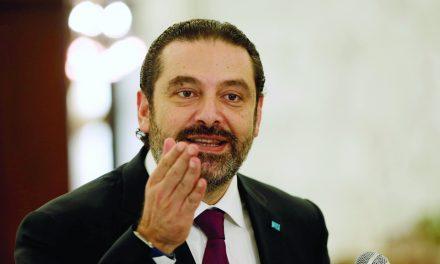 سعد الحریری با کاردار سفارت سعودی در لبنان دیدار کرد