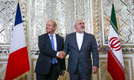 لودریان: ایران باید درباره برنامه هستهای خود با غرب گفتوگو کند