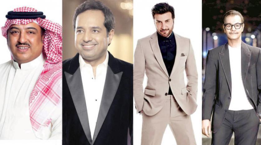 گروهی از بزرگان موسیقی عرب در لندن کنسرت میدهند