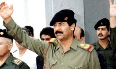 شخصیتهای خونریزی که جامه قهرمانان به تن کردند .. صدام به عنوان نمونه