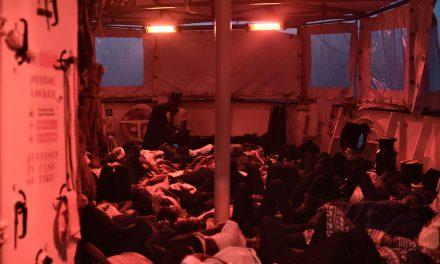 مدیترانه، تراژدی مهاجرت ونجات از امواج مرگ