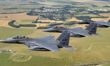 انگلیس: رهگیری هواپیمای روسی بر فراز دریای سیاه