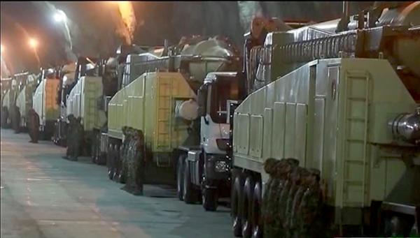 ایران موشکهای بالستیک در اختیار شبه نظامیان عراق قرار داده است