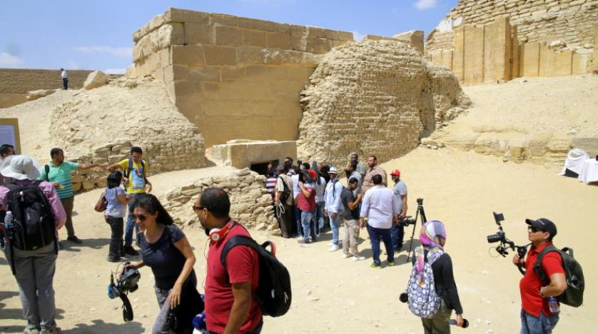افتتاح مقبره فرعونی «محو»، ۷۸ سال پس از کشف آن