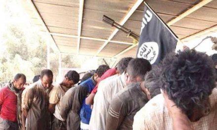 معاون سرکرده داعش به اعدام محکوم شد