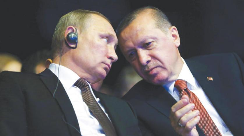سران روسیه و ترکیه در سوچی درباره سوریه رایزنی میکنند