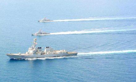 ائتلاف عربی رصد کرد؛ کشتی نظامی ایرانی با پوشش تجاری در بابالمندب