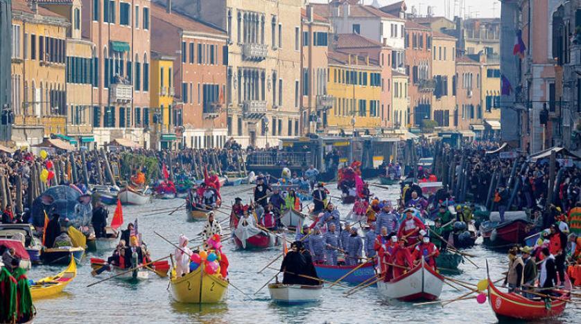 ونیز… آیا شهر آب قربانی زیباییاش میشود؟