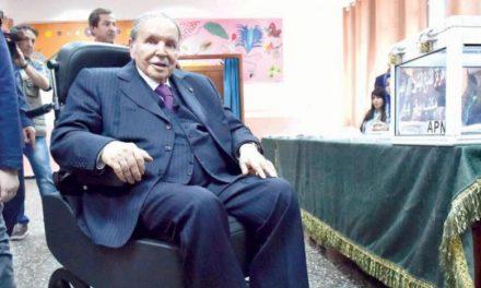 هجوم رئیس پارلمان الجزایر به مخالفان حکومت بوتفلیقه