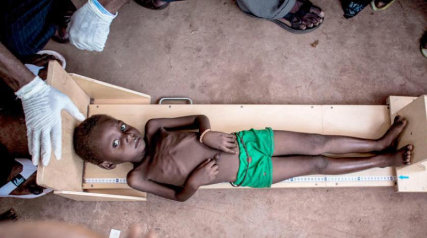 درگیریهای مسلحانه خطر مرگ و میر کودکان را در آفریقا افزایش میدهد