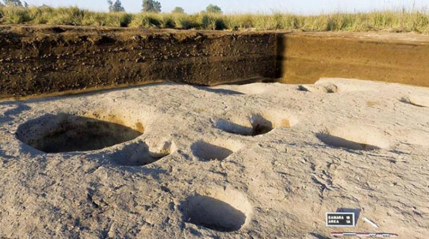 کشف روستایی متعلق به عصر حجر در دلتای نیل