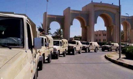 تشکیل نیروی مشترک برای آتشبس در طرابلس
