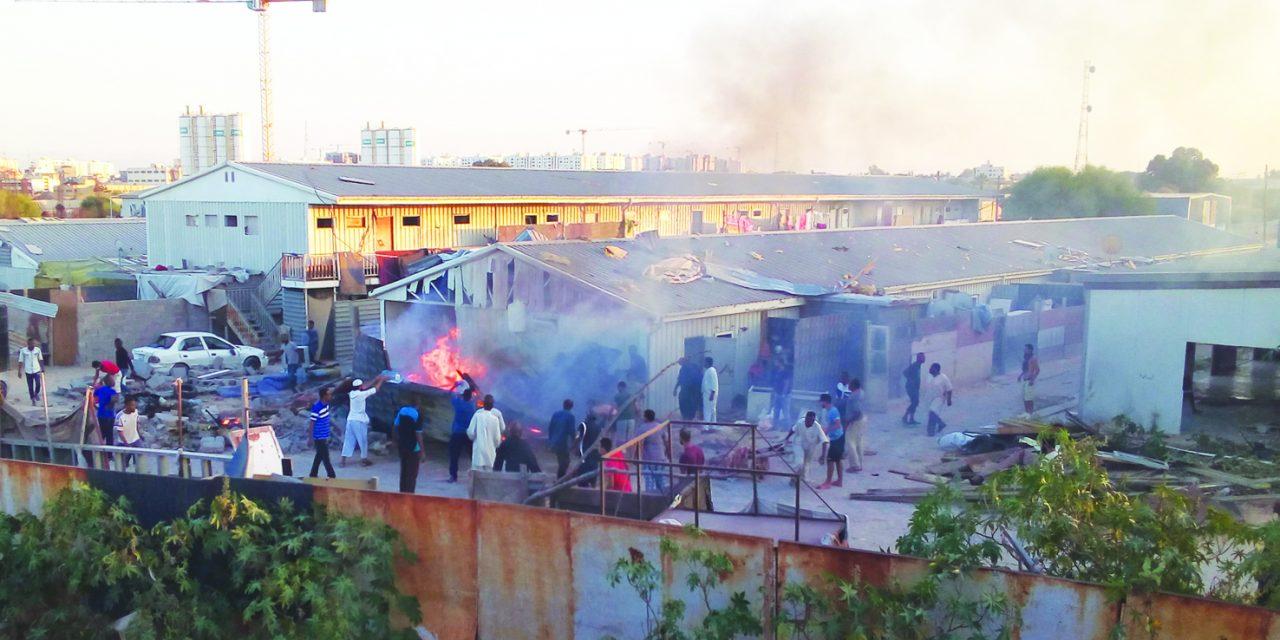 هشدار درباره وقوع جنگ داخلی در لیبی؛ دستکم ۴۷ نفر کشته شدند