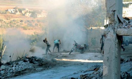 ادلب روی لبه هشدار