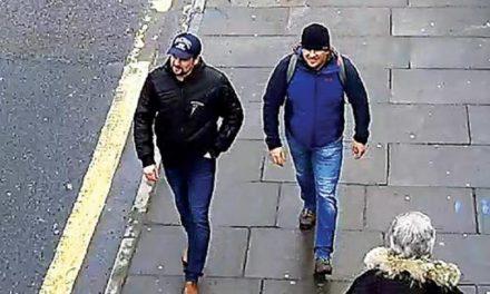 لندن پوتین را مسئول حمله نوویچوک می داند
