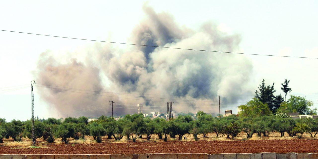 حملات شدید به ادلب؛ در پی ناکامی نشست تهران